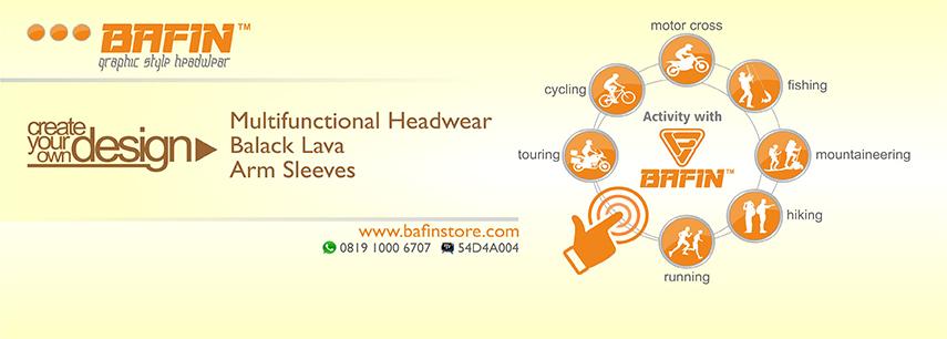 BAFIn Headwear Illustrasi