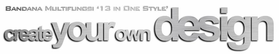 bafin headwear desain custom